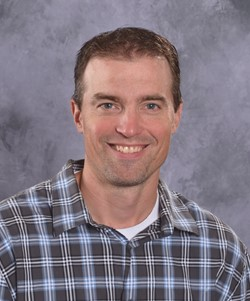 Mr. Thelen Photo